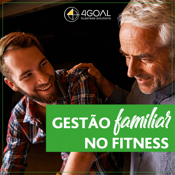 Gestão familiar no fitness